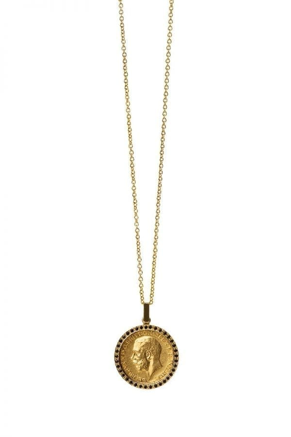 coin neckless pic